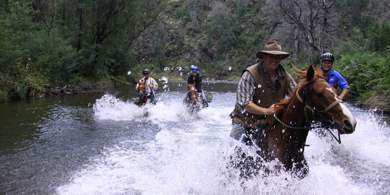 5 Day Quot Man From Snowy River Quot Ride Watsons Trail Rides